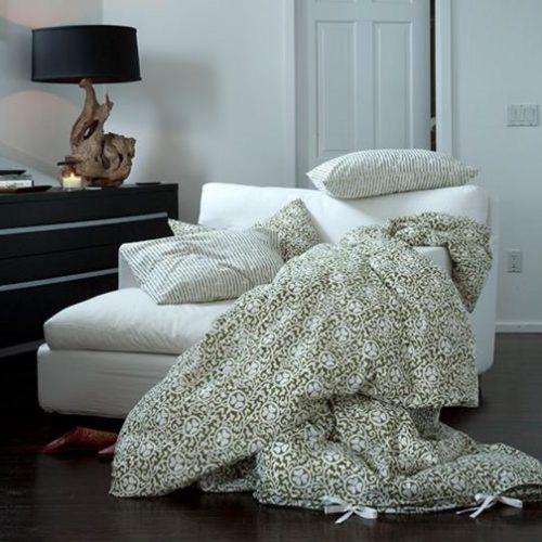 100% ekologi i sängen - Underbara Jolie