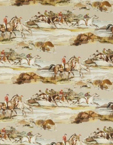 Morning Gallop Linen - Mulberry Home
