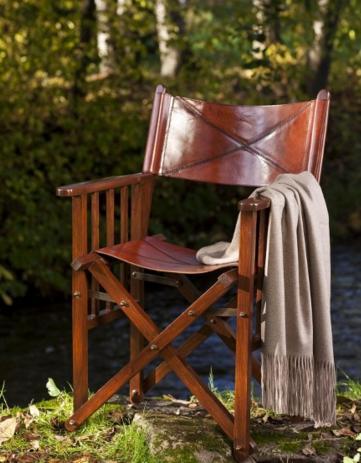 Oxford stool -regisörsstol med stil