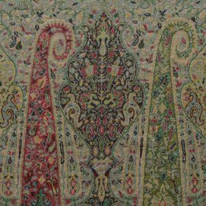 Antique Paisley – Med Inspiration Från Sjalarna I Kashmir
