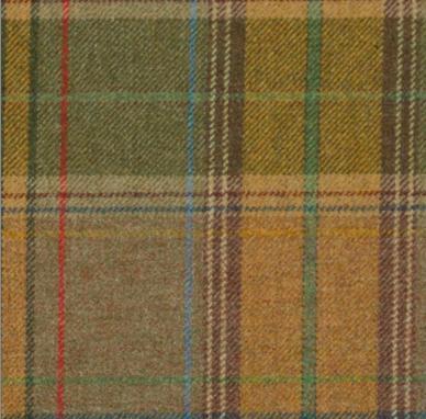 Shetland Plaid - ännu en klassisk ruta från engelska Mulberry