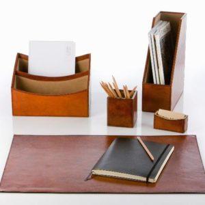 Snyggt Till Skrivbordet – Underlägg William Läder