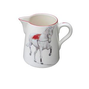 Kanna Med Elegant Häst Som Motiv (kopia)
