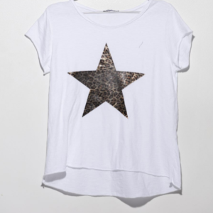 Leo Star T-shirt Från No Womens Label