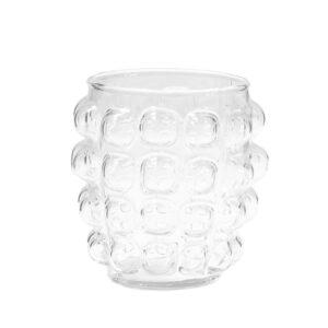 Coolt Glas Med Bubblor På